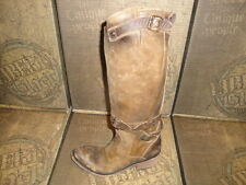 SALE Liberty Black Boots LB-71111 Tambor Res Toscano Oliva Distressed Cowboy New
