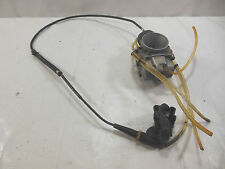 """OEM Carburator Assembly W/ Cable off """"99 KTM MXC200 #U3792"""