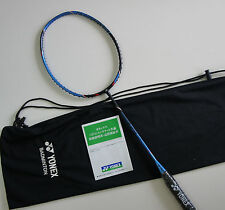 Japan Version YONEX Voltric FB VTFB 5U5 Badminton Racquet NAVY, Choice of String