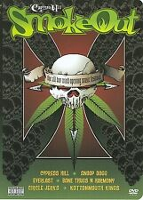 Cypress Hill - The Smoke Out Festival (DVD, 2003)