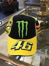 NWT-Valentino Rossi Monster Energy Official Racing Cap