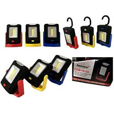 New 3Led Superbrightness COB LED Work Light Camping Lights Multi-fuctional Torch