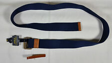 NWT POLO RALPH LAUREN Double D-Ring Buckle Solid Class Belt Mens Size Medium