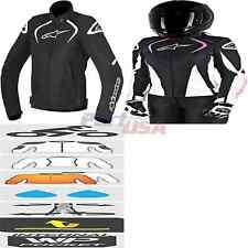 Alpinestars Stella T-Jaws Jacket Sport-Riding Textile Solid
