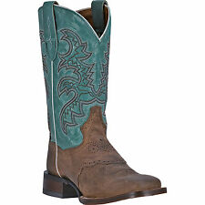 Dan Post Cowboy Certified Womens Sand Leather San Michelle 11in Boots