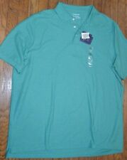 Croft & Barrow Big & Tall Signature Easy Care Pique Polo Shirt Size 3XLT COZUMEL