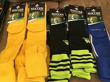New Adidas Formotion Elite & Copa Zone Cushion Soccer Over the Calf Socks Ace X