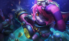 NA, EUW, & MORE League of Legends Tristana + Riot Girl Tristana Skin Code
