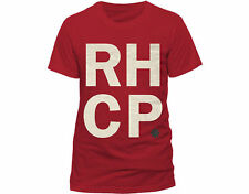 RED HOT CHILI PEPPERS - RHCP STACK - OFFICIAL MENS T SHIRT