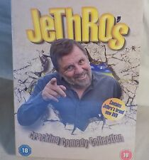 DVD Jethro's Cracking Comedy Collection Cert 18