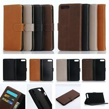 Wallet Leather Card Slot Holder Flip Folio Magnet Case Cover For APPLE IPHONE