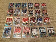 """MATCH ATTAX & EXTRA 2014-15 CARDS DUO CARDS  """" BUY 3 GET 7 FREE """""""