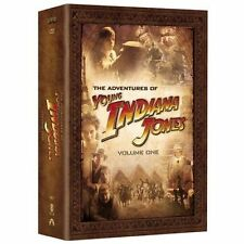 The Adventures of Young Indiana Jones - Volume 1 (DVD, 2007, 12-Disc Set), NEW