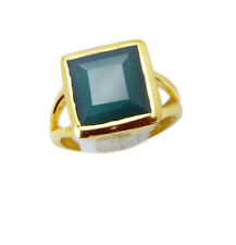 Green onyx Copper Ring L-1in angelic Green wholesales AU K,M,O,Q