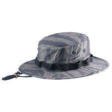 TIGER STRIPES BOONIE HAT BUSH HAT BUCKET HAT TWILL BUCKET size XL=7 3/4