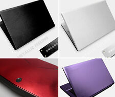 New KH Laptop Brushed Sticker Skin Cover Protector for Samsung 8500GM