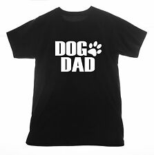 Dog Dad t shirt love Clothing Tee T-shirt pawn cute puppies fur pets daddy gifts