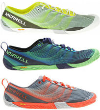 MERRELL Vapor Glove 2 Mens Shoes Running Jogging Trainers Sneakers Barefoot 2017