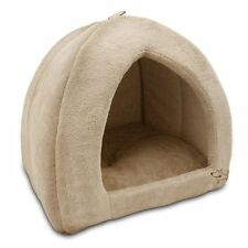 Dog Tent House Cute Pet Bed Cushion Cat Indoor Puppy Pad Crate Kennel Warm Mat