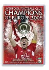 Liverpool - Champions Of Europe 2005 (DVD, 2005)