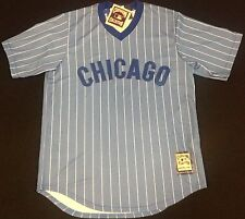 Chicago Cubs Cooperstown Collection 1970's Style Throwback Jersey