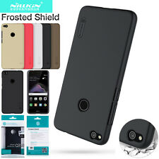 Genuine Nillkin Super Frosted Matte Hard Case Cover Shield + LCD Film For Huawei