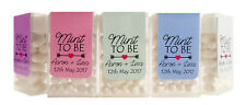 Personalised Tic Tac Mints Wedding Favours MINT TO BE Sweets or Wrappers Only