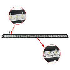 1pcs x 180W LED WORK LIGHT BAR COMBO OFF-ROAD JEEP BOAT TRUCK SINGLE ROW