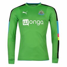 Puma Newcastle United FC Home Goalkeeper Jersey 2016 2017 Mens Football Soccer