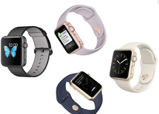 Apple Watch Series 1, Series 2,42mm/38mm Aluminium Case with Sport Band-4 colors