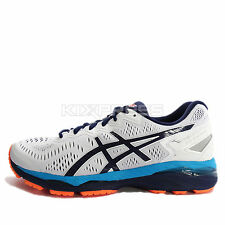 Asics GEL-Kayano 23 [T646N-0149] Running White/Indigo Bluo-Hot Orange