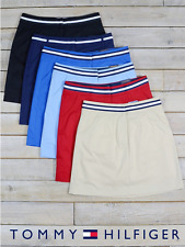 BNWT Tommy Hilfiger Women's Abigail Poly Skort Golf Apparel Various Colours