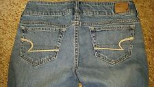 Women's American Eagle STRETCH ARTIST Jeans size 00 - 12  Boot Cut AEO
