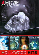 Hollow Man/Hollow Man 2/Fortress 2/The Harvest (DVD, 2012, 2-Disc Set) 4 Movies