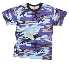 T-SHIRT 50/50 CAMOUFLAGE ALL COLORS  ALL SIZES S,M,L,XL,2XL,3XL,4X,5X,6X,7X