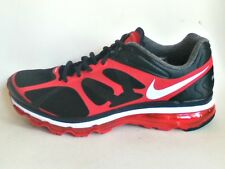 AUTHENTIC NIKE AIR MAX 2012 BLACK/RED 487982-016