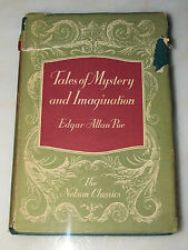 Tales of Mystery and Imagination by Edgar Allan Poe (Hardback) Nelson Classics