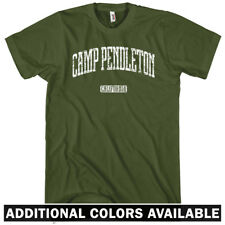 Camp Pendleton California T-shirt - Men S-4X - Gift Marines Corps USMC San Diego