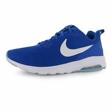 Nike Air Max Motion Lightweight Trainers Mens Blu/Wht Shoes Sneaker Footwear