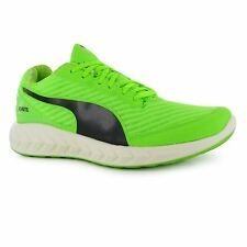Puma Ignite Ultra PWR Running Shoes Mens Grn/Blk Trainers Sneakers Sports Shoe
