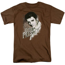 Elvis Presley RUGGED ELVIS Licensed Adult T-Shirt All Sizes