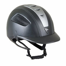 NEW IRH Elite Ultra Helmet -Blk/Pewter - 7 1/8, 7 1/4, 7 3/8