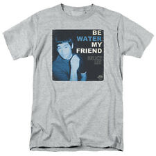 Bruce Lee WATER Licensed Adult T-Shirt All Sizes