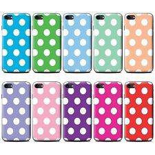 STUFF4 Phone Case for HTC Desire Smartphone/Polka Dot Pattern/Protective Cover