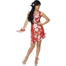 Hawaiian Beauty Costume Hawaiian Luau Fancy Dress Costumes