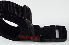 2 X Scuba Diving Knife Straps 20mm Webbing With S R Buckle Length Option UK Made
