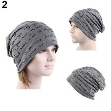 MENS WOMENS FASHION HIP-HOP WARM WINTER COTTON SKI BEANIE SKULL CAP HAT SWEET