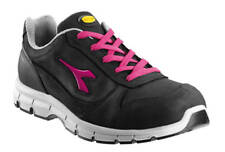 Diadora Utility Run Womens Penetration Resistant Safety Shoes with Steel Toe ...