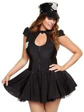 Ann Summers *NEW* Sergeant frisky police fancy dress up outfit size 6 - 26