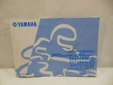 OEM Yamaha Road Star 2006 XV17 Models Owners Manual LIT-116-26-20-21 #U2982